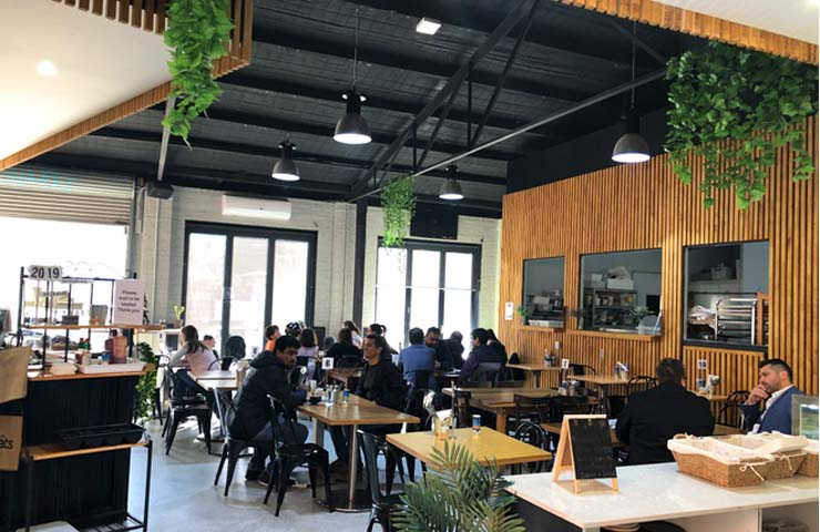 Pane Rustico – Warehouse Cafes