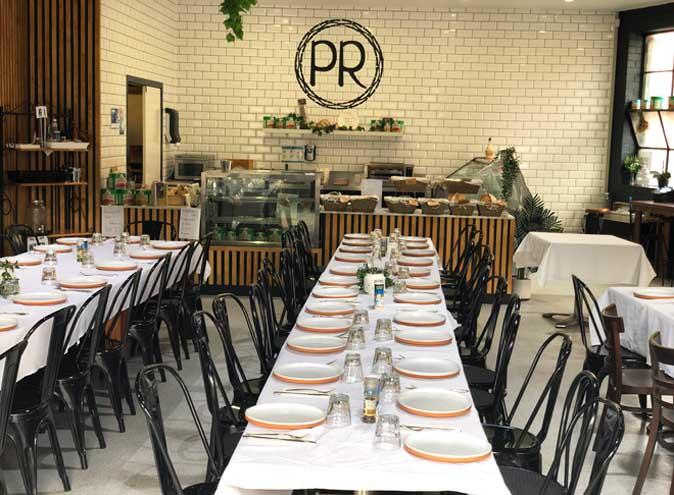 Pane Rustico – Warehouse Venues