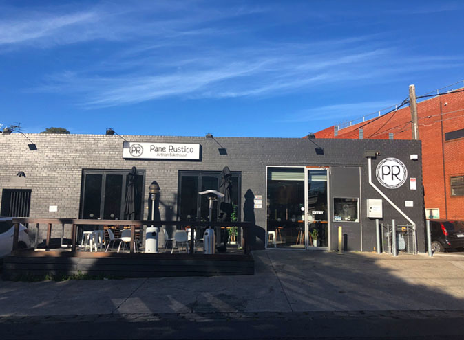 Pane Rustico <br/> Warehouse Event Venues