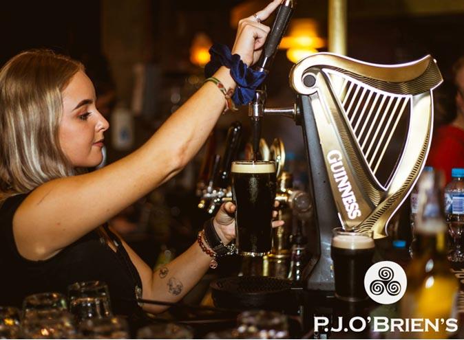 P.J.O'Brien's – Irish Pubs