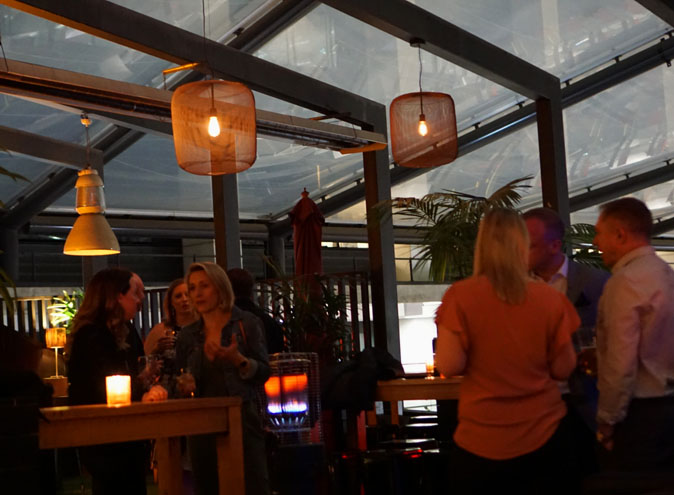 Slate Restaurant & Bar – Rooftop Bars