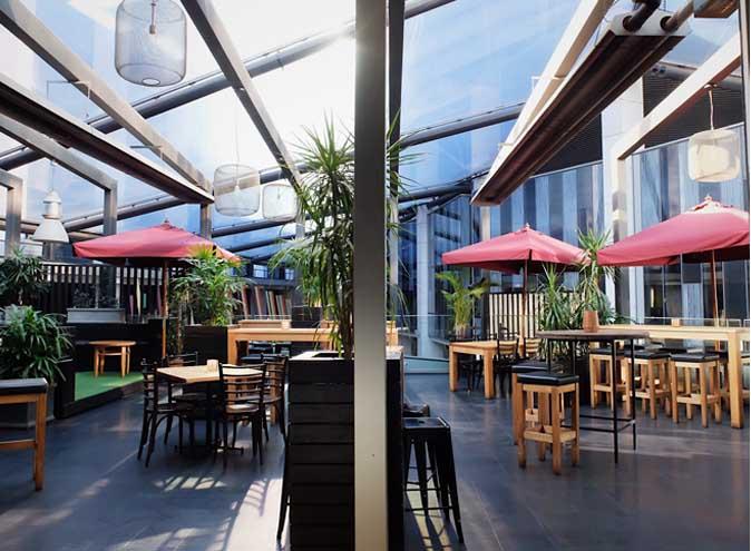 Slate Restaurant & Bar </br> Modern Restaurants