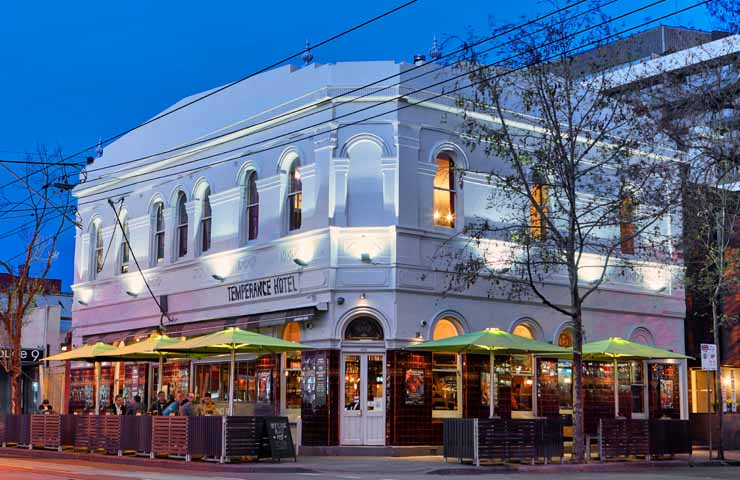 Temperance Hotel <br/> Great Event Venues