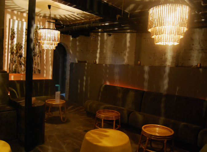 The George Lounge <br/> Stunning Basement Bars