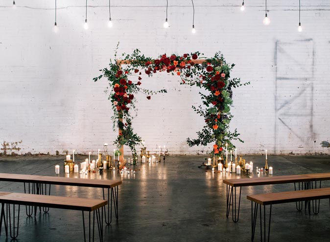 The Line – Blank Canvas Function Venues