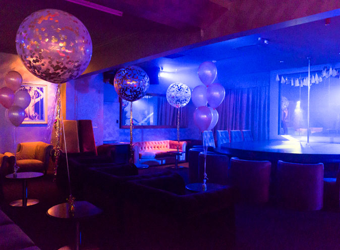 The Palace – Buck's & Birthday Venue