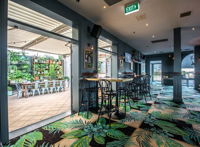 The Royal Leichhardt – Private Rooms