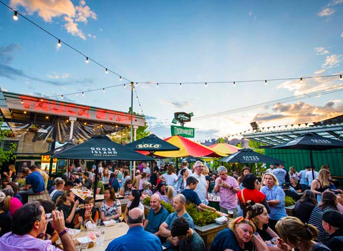 Welcome To Thornbury – Beer Garden