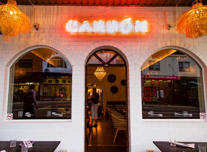 carbon sydney bottomless boozy brunch bar mexican restaurant