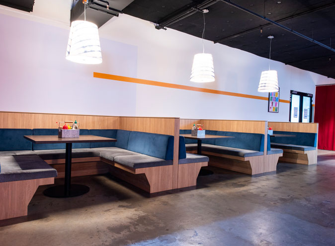 Lazy Lee Burger Bar <br/> Unique Function Venues
