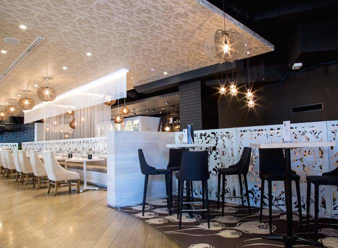 ABODE Bar & Bistro <br/>Best Modern Restaurants