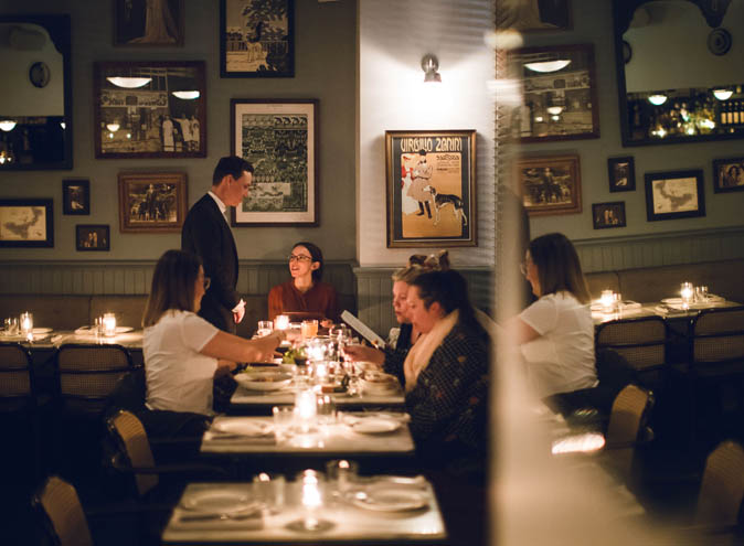 Bartolo – Small Venue Hire & Private Dining