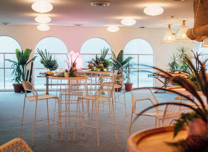 Blue Room Bondi – Unique Venue Hire