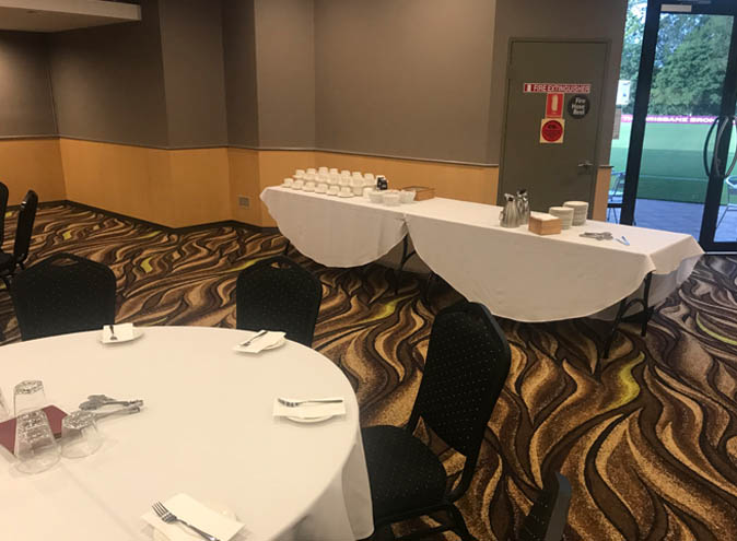 Broncos Leagues Club <br/> Unique Venue Hire