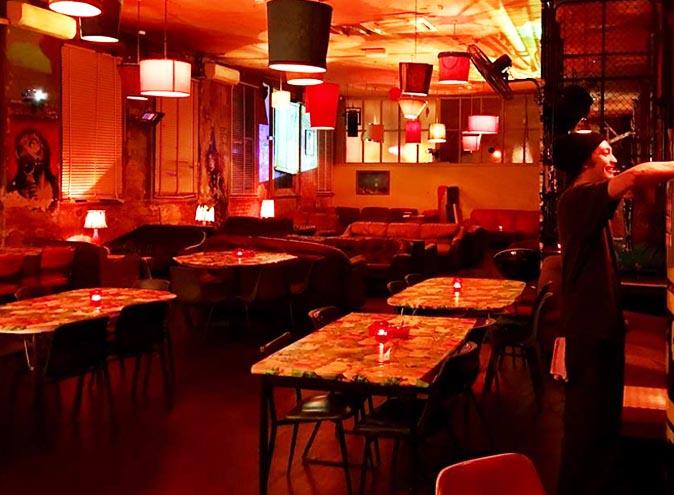 Colonel Tan's </br> Best Thai Restaurants