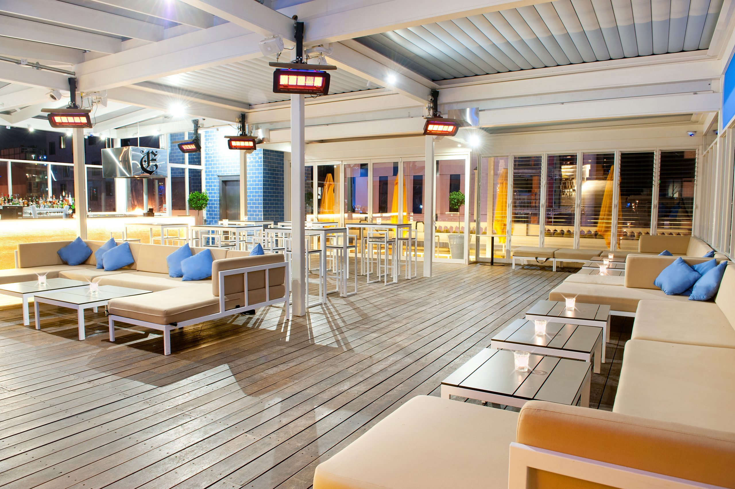 The Emerson <br/> Rooftop Venues for Hire