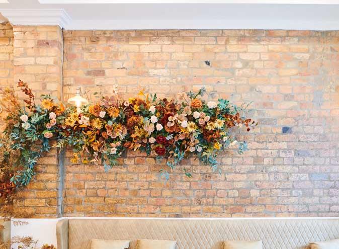 Flovie Florist Cafe </br> Brunch Hotspot
