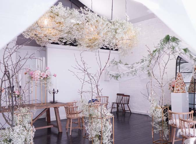 Flovie Florist Cafe – Unique Function Rooms