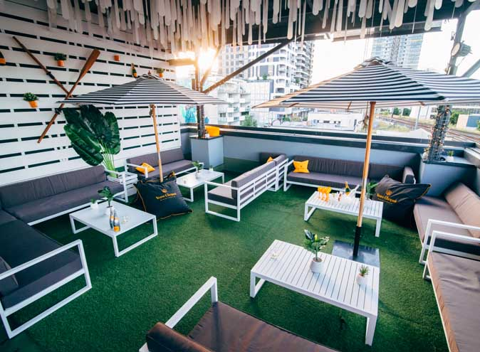 Fox Hotel <br/>Rooftop Bars With a View