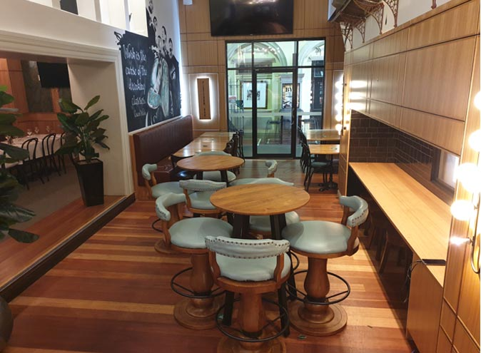Grand Central Hotel – CBD Venue Hire
