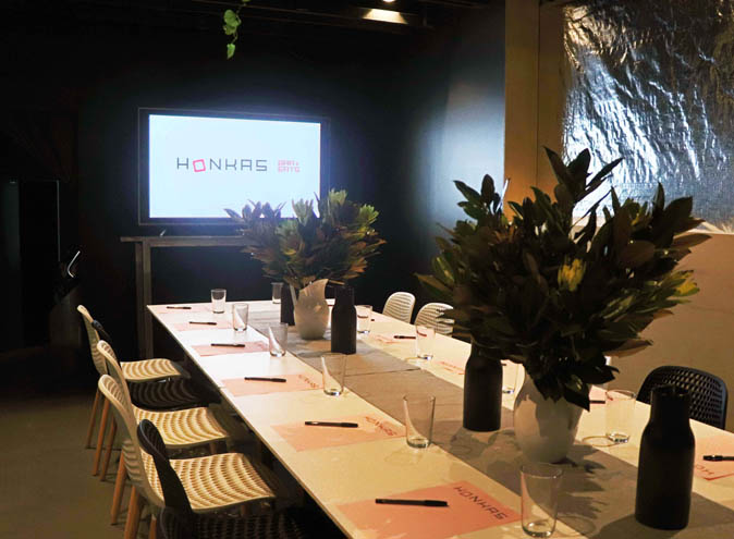 Honkas – Gorgeous Function Venues