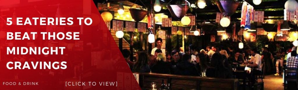 IchiNiNana Japanese Restaurants LateNight Melbourne Fitzroy Food CBD Dining Best Top Japan Venues 2