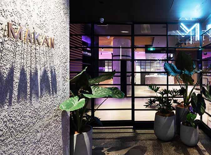 Makan </br> Best Indonesian Restaurants