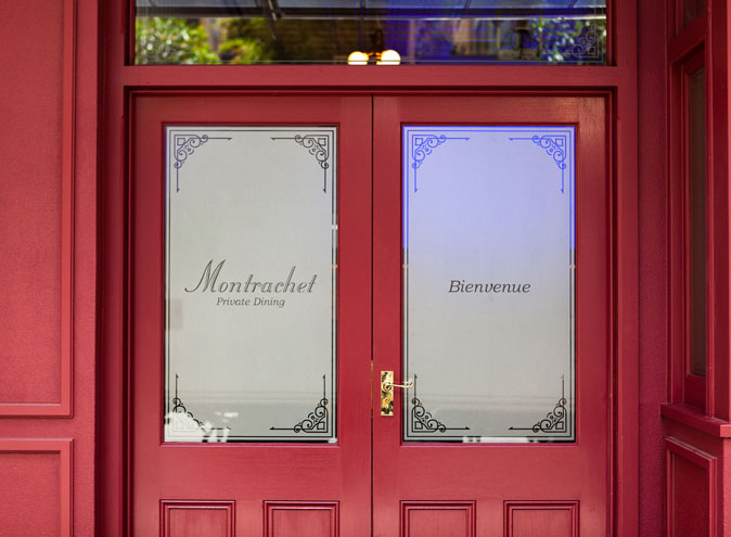Montrachet <br/> Top French Restaurants