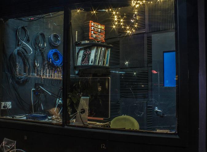 Motley Bauhaus <br/> Gallery & Artist Bars
