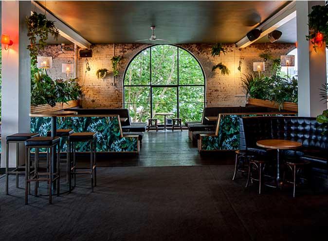 Panama Dining – Loft Function Venues