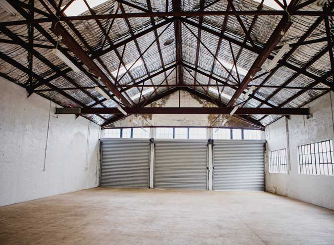 Perth City Farm – Warehouse Venue Hire