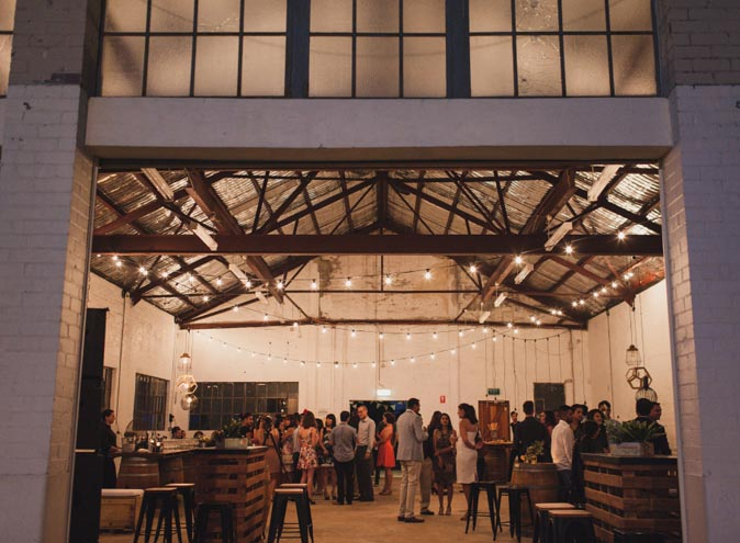 Perth City Farm <br/> Warehouse Venue Hire