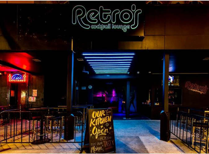Retro's – Venue Hire & Nightclub