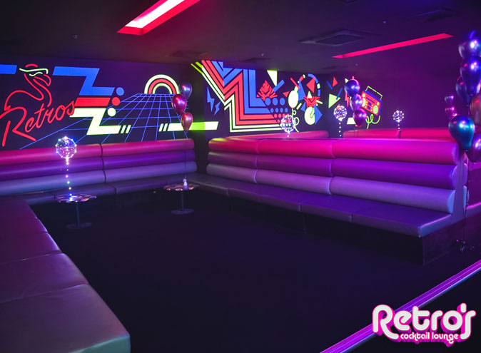 Retro's – Venue Hire & Nightclub