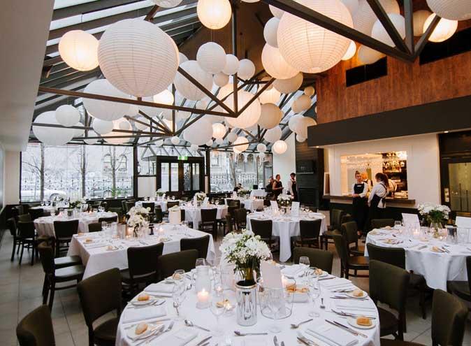 St Andrews Hotel – Modern Restaurants