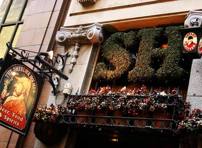 The Sherlock Holmes Inn – Trivia Bars
