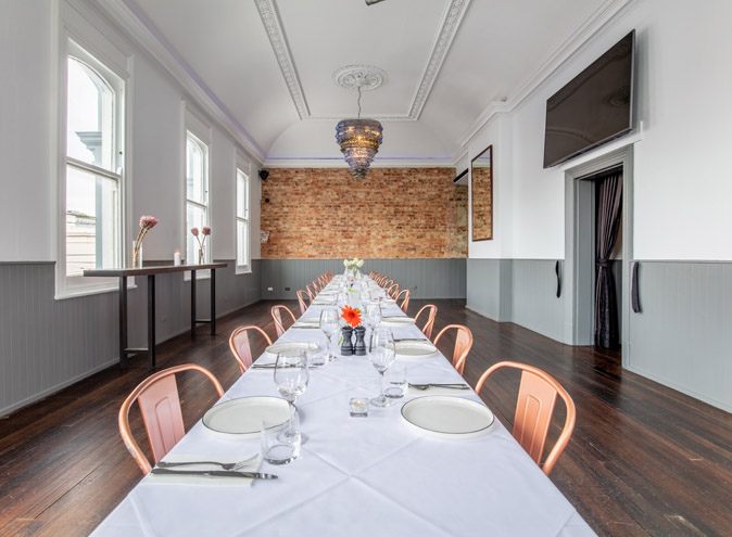 Wolf & I <br/> Venue Hire & Private Dining