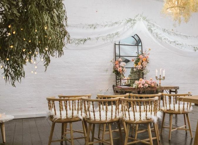 Flovie Florist Cafe <br/> Unique Function Rooms