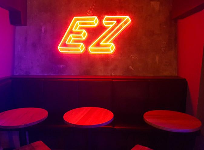 GG EZ <br/> E-Sports Bars