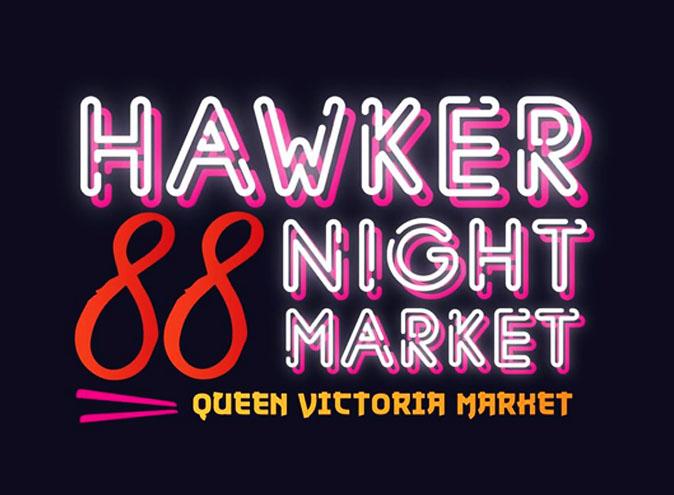 hawker 88 night market queen victoria melbourne nightout 004