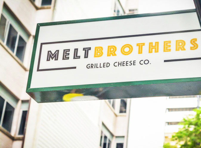 Melt Brothers – Gourmet Sandwich Shop