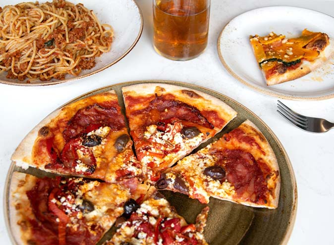 Mister Margherita </br> Top Pizza Restaurants