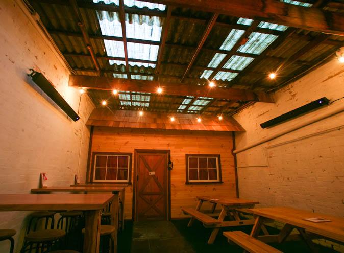 The Wood Samaritan – Intimate Venue Hire