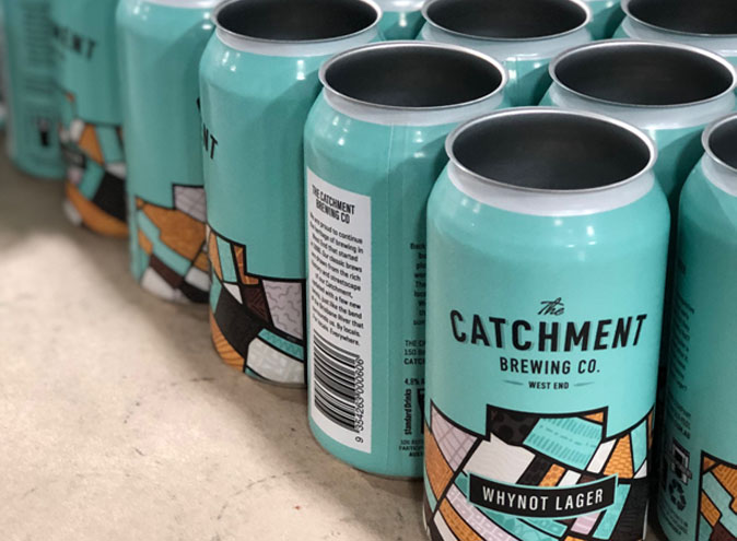 Catchment Brewing Co – Craft Beer Bar
