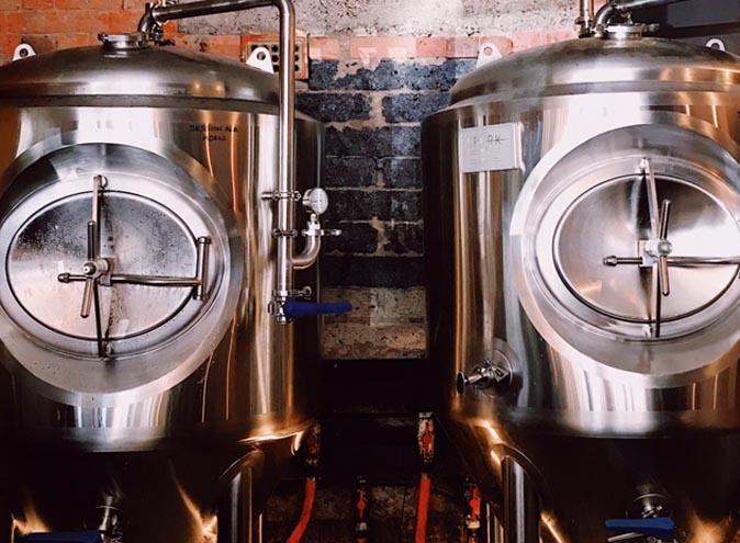 Catchment Brewing Co – Best Pubs