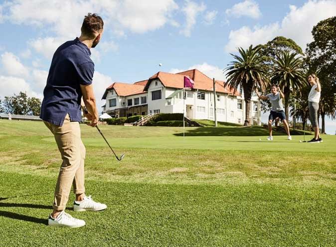 Moore Park Golf <br/> Unique Function Rooms