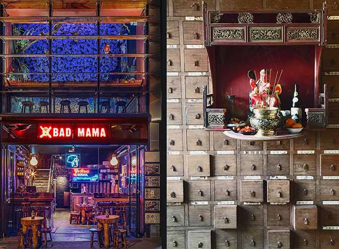 Bad Mama – Boutique Function Venues