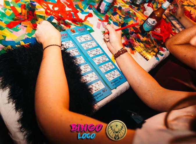 Bingo Loco – Functions & Events