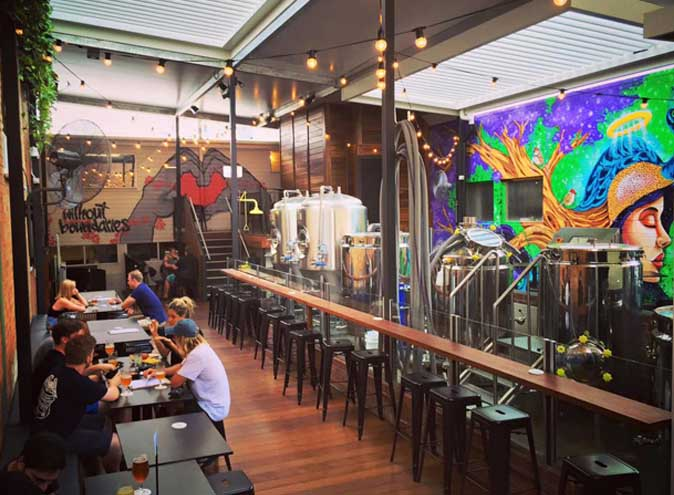 Catchment Brewing Co – Function Venues