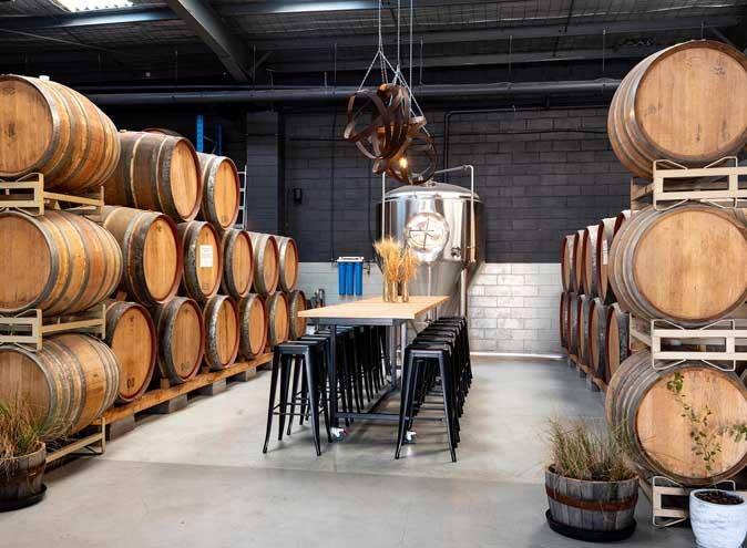 Future Mountain Brewing <br/> Warehouse Venues